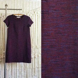 {nwot} Woven Sweater Knit Shift Dress 🥀